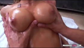 Massage Loving Masseuse Fucks Hard 23