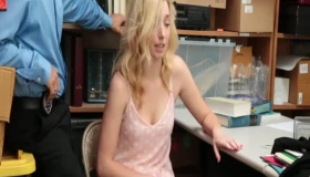 Sexy Mature Thief Fucks Her Neighbor