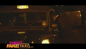 Female Fake Taxi Taxi German Amateur Tries New Service Client