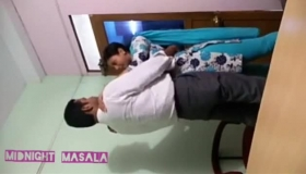 Indian Teen Gets Jizz In Mouth