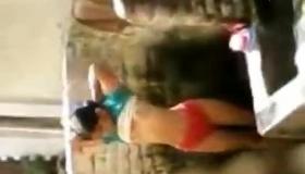 Indian Girl Taking Creampie