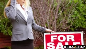 Dyke Realtor Is Reluctant