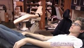Lelu Love & Whitney Wright In Cute Lesbian Teen Porn Scenes