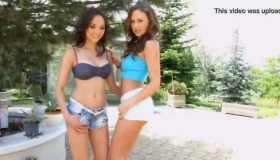 Tina Kay And Kirsten Lee