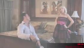 Cute MILF Monique Caraballo Sodomized By Young Man