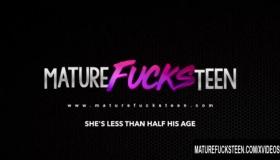 Cum On Teen Pussy