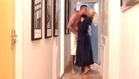 Big Tit Blonde Milf Slut Nympho Danielle Vaughn Gets Anal Filled