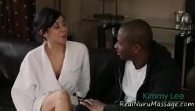 Interracial Virginal Nuru Sex Video With Two Black Step Sisters British MDC