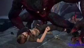 Resident Evil 5 S01E02 2014