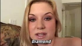 Hot Latina Gives Handjob
