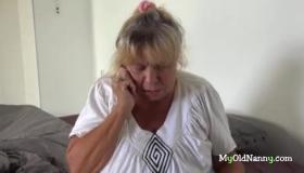 Amateur Nanny Pussylick