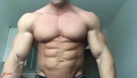 Bodybuilder Is A Nerd