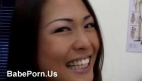 Sexy Girl In Soaking Wet Pantyhose Sucking Erection