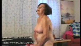 Assmaster, Mature Bitch And Young Ebony In Her Bedroom Relaxation And Near Office