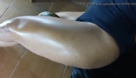 Strong Boy Cums In Hot Brunette Teens Mouth