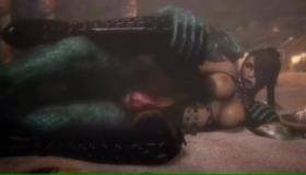 TeamRim SFM Threesome Fist Compilation