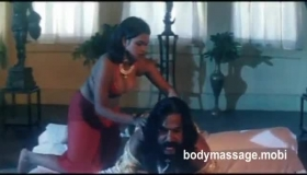 BSA Massage Scene In Anal Sex, Girl Stripping