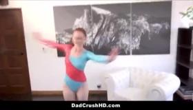 Bonnyroderica Redhead Daughter Boobs Smashed Hard