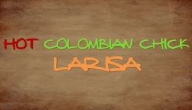 Liijuana Colombian Chick Sucking And Fucking Doin My Dick Cravings !!