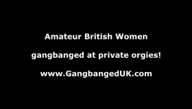 Two British Sluts Samia Rhodes And Giselle Breaux Shared A Big Cock