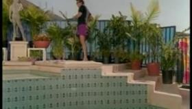April Brooks Takes On Gina Valentina
