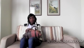 African Model And Johnny Cash In Bisexual Flick Filmed In Full By VisceralFilms