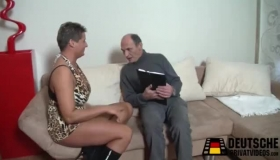 FemaleAgent German Milf Pays Female Agent For Personal Services Real Hq
