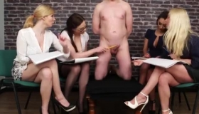 BDSM Cutie Gagged By Mistress