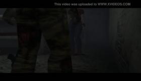 Resident Evil X Vamp Skinny Softss