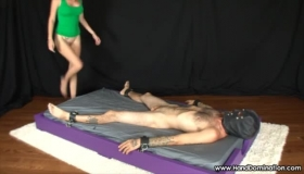 Teen Dom Smash Fucked By Her Uncle After BDSM Fuck Sessions With A Nylon