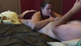 Watching Dong Daddy Anthony Dark In Hardcore Anal Sex With Andrea Riding