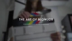 Hot Art Director Makes Her Client Cum In Her Face