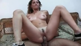 Latin Babe Is Fucking Her Step- Father Instead Of Studying For Her Exams, As Planned.