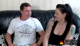 Hot, German Mature With Hairy Pussy, Cleo Has A Large Set Of Dicks To Play With.