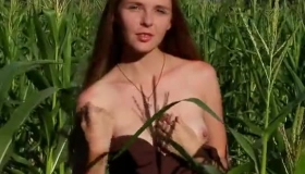 Lovely Teen With A Tight Butt Is Having Sex With Her French Boyfriend, Because She Likes Him.