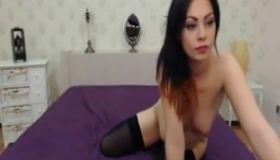 Horny Babe Gets Her Pussy Licked And Fucked With Toys By Two Lesbian Girls.