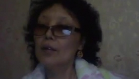 Russian Granny Is In The Mood To Make Love With Someone From The Neighborhood, Just For Fun.