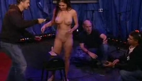 Jessica Jaymes Is A Smashing, Amateur Brunette Who Can't Skip Fucking While In A Local Prison