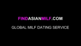 Mature Asian Woman Is Getting Banged In Front Of Her Husband, Because He Is In His Office