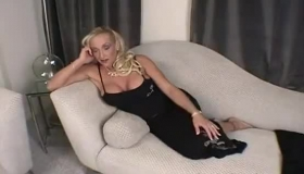Busty Bunny Woke Her Dildo In Her The Port