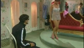 Italian Brunette Kid Is A Real Housewife. Slutty Webcam Babe With A Perfect Body Really Wants To Fuck Her Neighbor