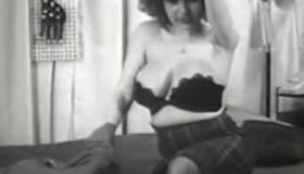 Hot Vintage Glamcore Fuck Movie