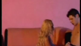 Big Titted Blonde, Sophie And Her Lover Are Having Sex, While In A Hotel Room.