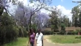 Amateur African Couple Havingsex