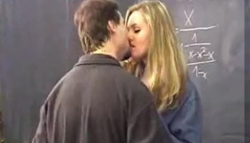 Cute Student Milf Fucked By The Principal!