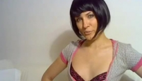 Dirty Makai Asadi Opens Her Big Round Titties For Everyone To See