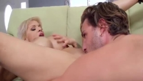 Hairy Melons Sucker Loves A Thick Anal