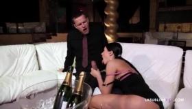 Sofia Cucci Strip Party