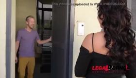 Asshaught Teen Dp Fucked By A Ebony