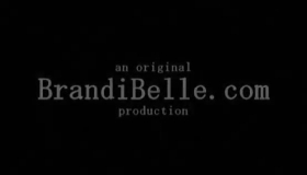 Brandi Belle In Her Wedding Present